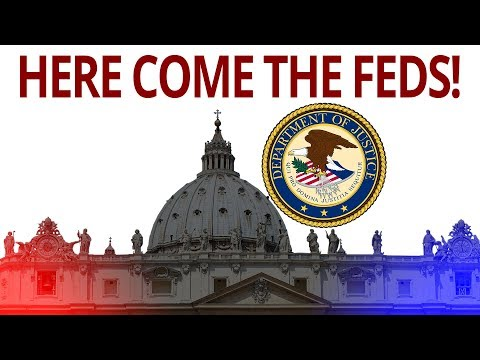 Here Come the Feds!