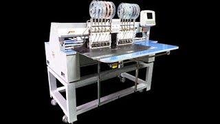 HOLELESS SPANGLE MOTIF MAKING MACHINE