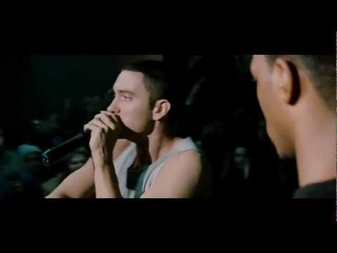 8 mile  eminem final rap battle HD