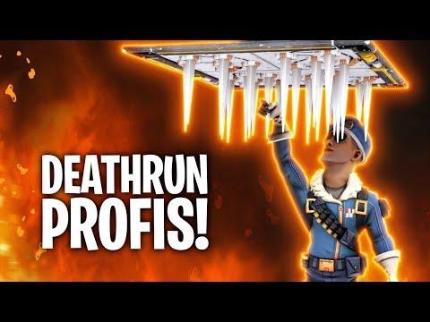 WIR SIND DEATHRUN PROFIS! 🏆 | Fortnite: Battle Royale