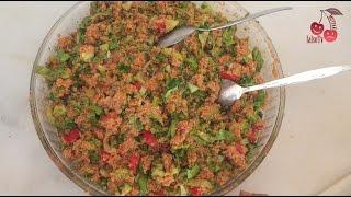 Kısır nasıl yapılır - Kısır Tarifi - Salata Tarifleri