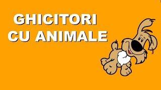20 de GHICITORI AMUZANTE CU ANIMALE pentru copii