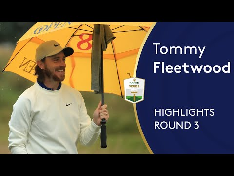 Tommy Fleetwood's incredible 69 | Round 3 Highlights | 2020 ASI Scottish Open