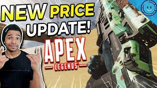New Apex Legends Iron Crown Event and Solo Update! Respawn CHANGES Exclusive Skin Prices!