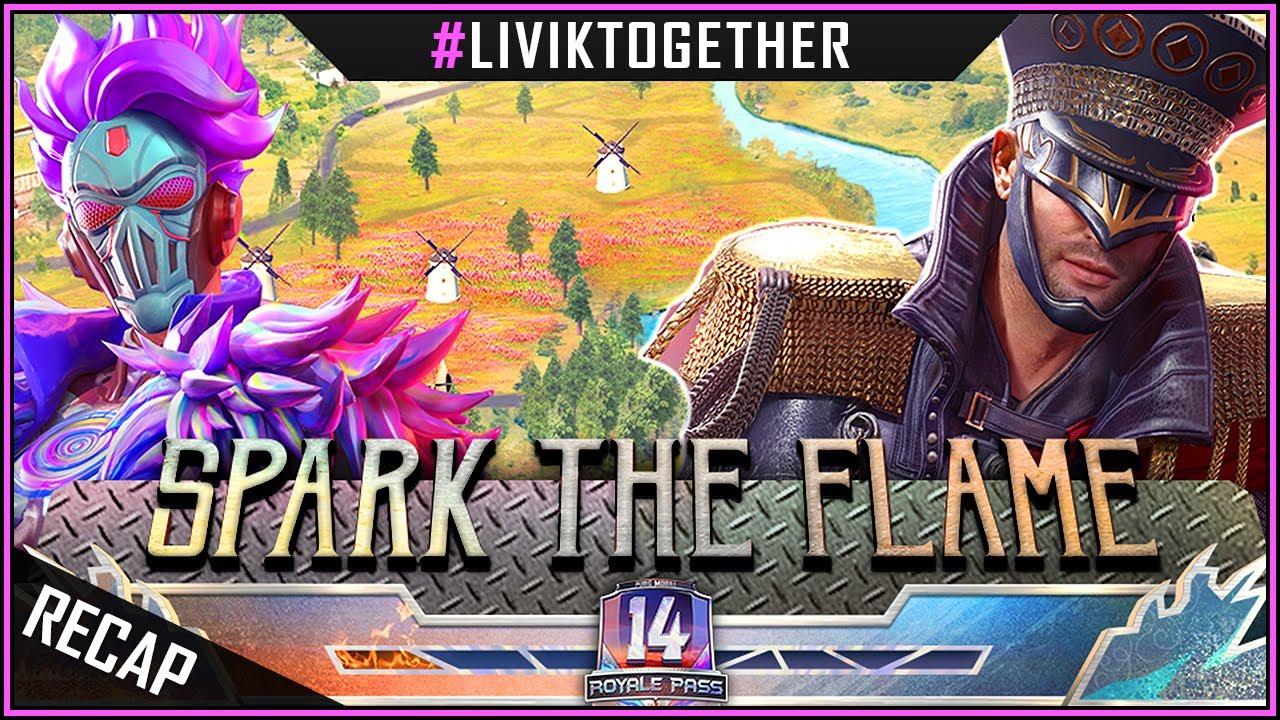 SPARK THE FLAME Recap & #LivikTogether WINNERS!