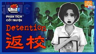 Phân Tích Cốt Truyện: Detention 返校 - Bí Ẩn Ngôi Trường Ma Ám | Game Kinh Dị Đài Loan - meGAME