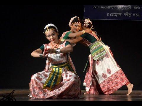 Moha Bahu Brahmaputra - Bhupen Hazarika | Nartan Kala Niketan | Sattriya