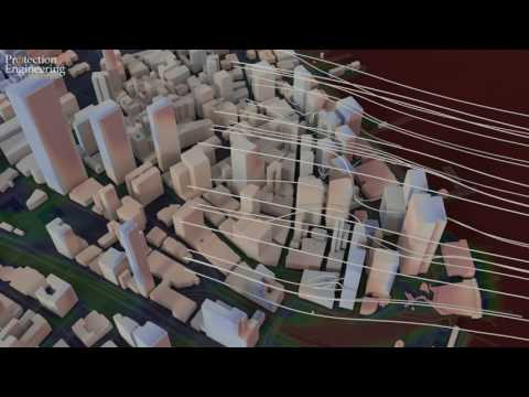 Computational Wind Engineering: Modeling Wind Effects in Urban Terrain