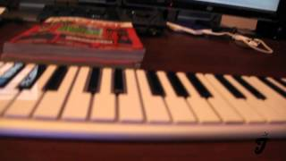 J-rum - CME X Key 37 Unbox & Review (Midi Keyboard)