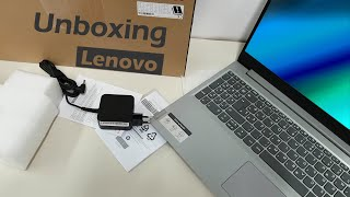 Unboxing the Lenovo Ideapad S145