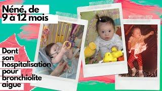 Trisomie 21 - La miraculeuse histoire de Nhélyia ( 3ème partie ) Down Syndrome