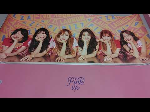 Thumbnail: APINK 6th MINI ALBUM《Pink UP》FULL UNBOXING
