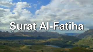 Download Video Surah Al Fatiha, Chapter 1, Recited by Sheikh Mishary Rashid Al Afasy MP3 3GP MP4