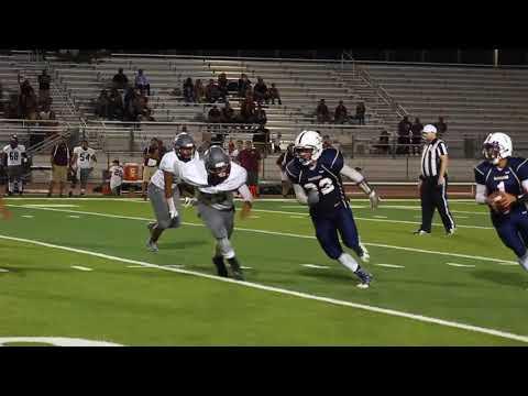 Santa Rosa Academy vs. Riverside Prep football 9-9-17