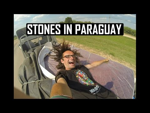 Explore South America with Backpack: Hitchhiking in Paraguay | Video HD | Stones on Travel