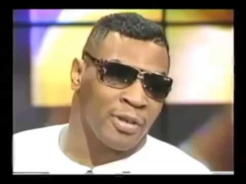 Mike Tyson and Buster Douglas interrogated by old interviewer over backstage fight  Parody