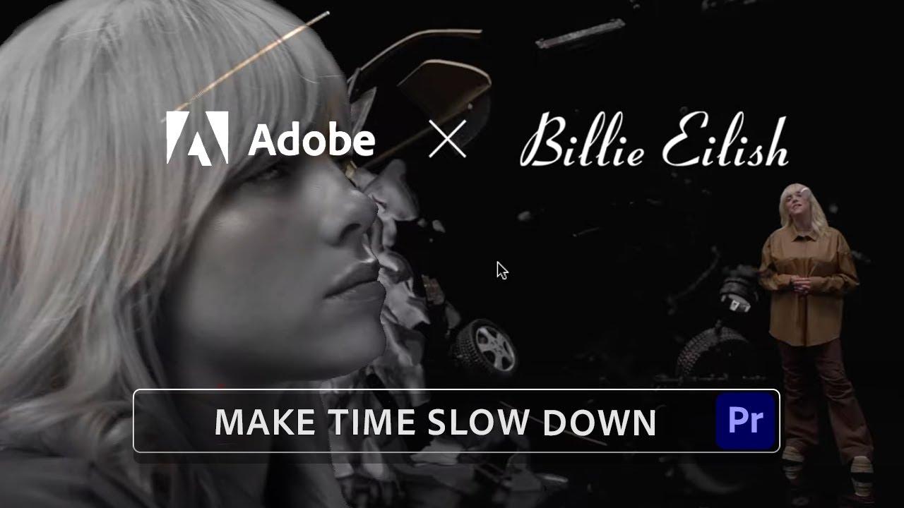 Make Time Slow Down in Adobe Premiere Pro