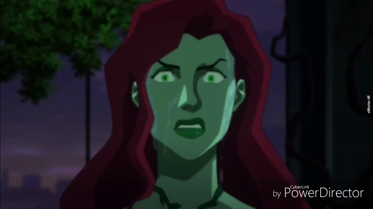 Batman Hush Poison Ivy Hot Youtube