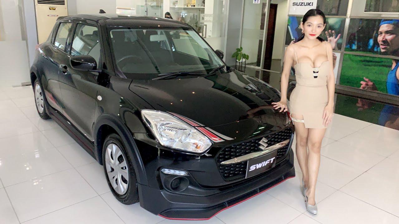 Suzuki Swift GL PLUS 1.2 GL PLUS CVT ราคา 567,000 บาท พร้อมโปรโมชั่นพิเศษ