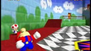 Super Mario 64: ROM Corruption