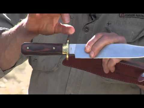 Pro-Tactical Max Hunter Bowie Knife