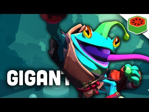 AWESOME NEW HERO SHOOTER! | Gigantic