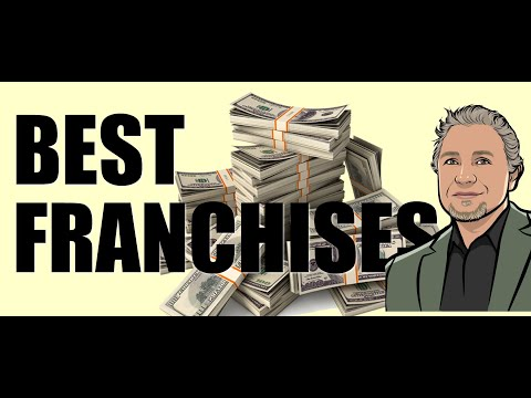 Best Franchises 2019 (Consulting/Sales/B2B)