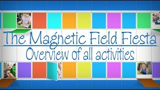 Home Science Lab: Magnetic Fields Fiesta Overview
