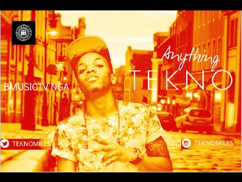 Tekno - Anything (OFFICIAL AUDIO 2014)