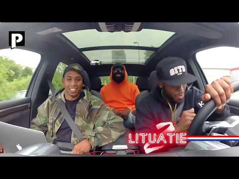 GLOWINTHEDARK: LITUATIE 2 Carpool Sessions (Teaser)