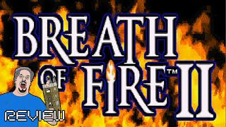 Breath Of Fire II Review (GBA)
