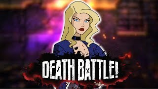Black Canary Sings in DEATH BATTLE!