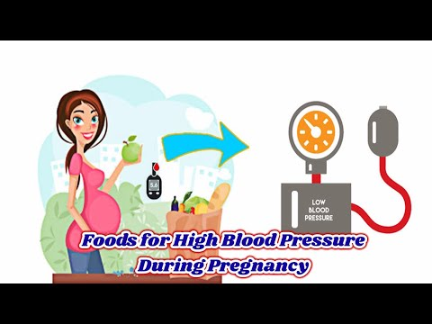 5 Foods for High Blood Pressure in Pregnancy