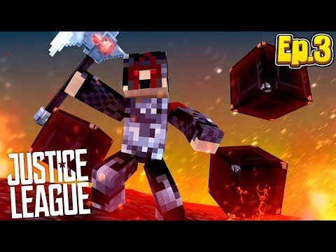 Download Youtube: Minecraft JUSTICE LEAGUE - EVIL STEPPENWOLF IS AFTER THE MOTHER BOXES!!!