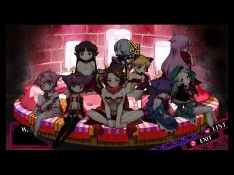 Criminal Girls: Invite Only - All Motivation Scenes