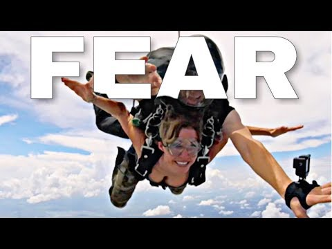 How to Overcome FEAR With Skydiving