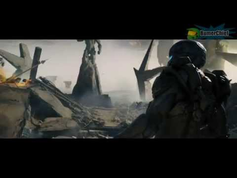 Halo 5 Guardians - Spartan Locke Trailer - Español Latino
