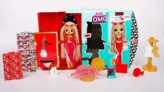 海外おもちゃ開封:超おしゃれなL.O.L人形 -  イカしたミレニアルガール👑💄