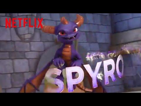 Skylanders Academy | Theme Song | Netflix
