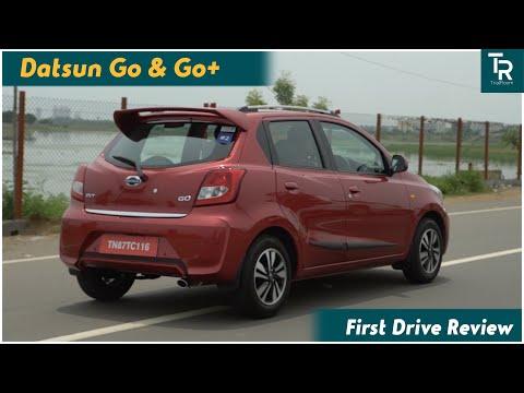 Datsun Go & Go + l CVT Review | First Drive | TrialRoom