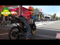 Drag Bike 2017 FINAL SERU Drag NINJA STD 155 CC Kabupaten Purbalingga BSMC Drag Bike SERI 3 FINAL