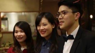 20160326 | Andrew Tsai(蔡宜霖)&Fen Hung (洪雅汾) | 我們結婚好嗎