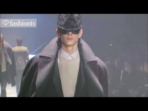 Lanvin Men Fall/Winter 2012-13 Show at Paris Men's Fashion Week | FashionTV – FTV FMEN