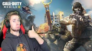 ТИКТАК ИГРАЕТ В Call of Duty Mobile