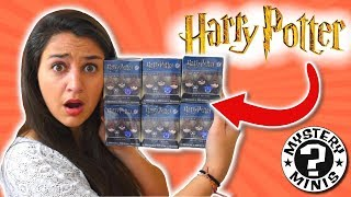 1 CHANCE SUR 72 D'AVOIR L'ULTRA RARE : MYSTERY MINIS HARRY POTTER !