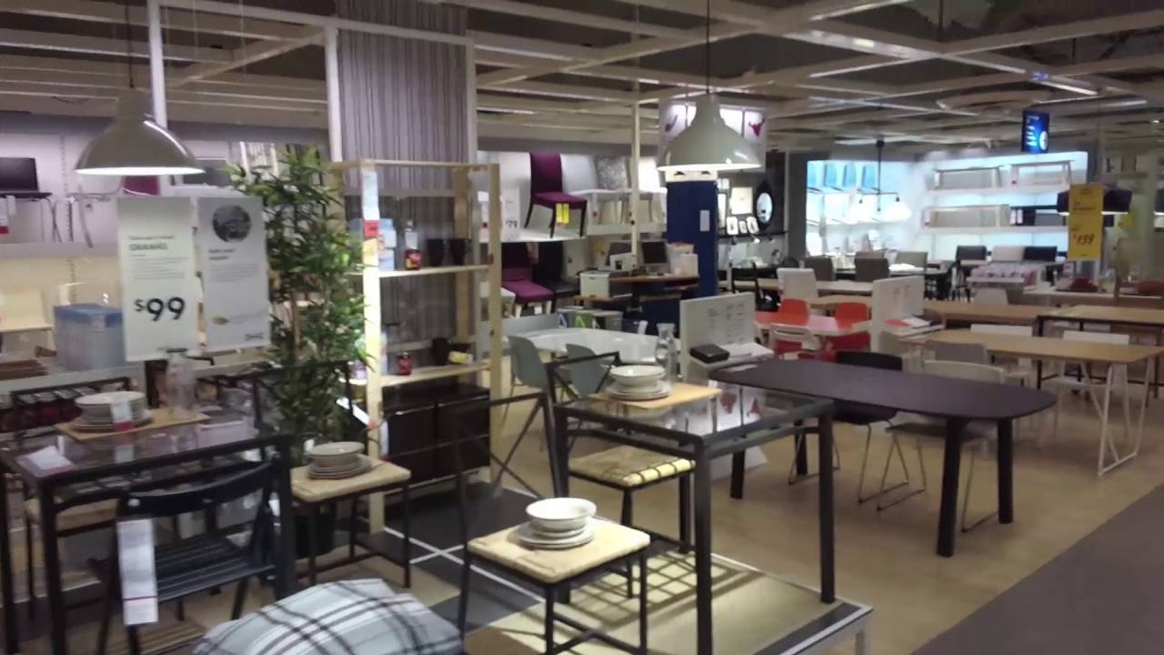 shopping inside ikea san diego ca youtube