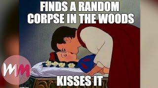 Top 10 Best Disney Memes