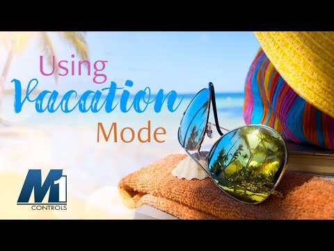 Vacation Mode: Why and How to Use It