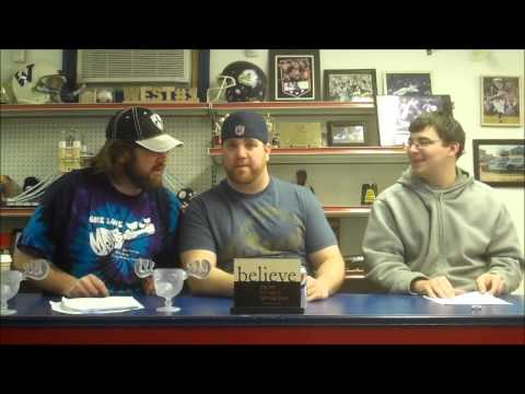 1-30-13 MattyVision Sports Report (Season 2.5 Premiere)