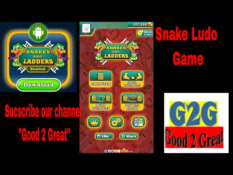 How To Download And Play Snake Ludo King